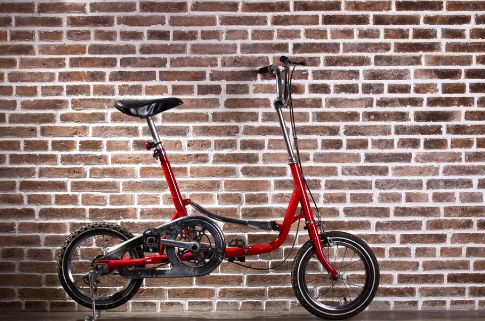 mini fahrrad handlich faltbar praktisch mini fahrr der. Black Bedroom Furniture Sets. Home Design Ideas