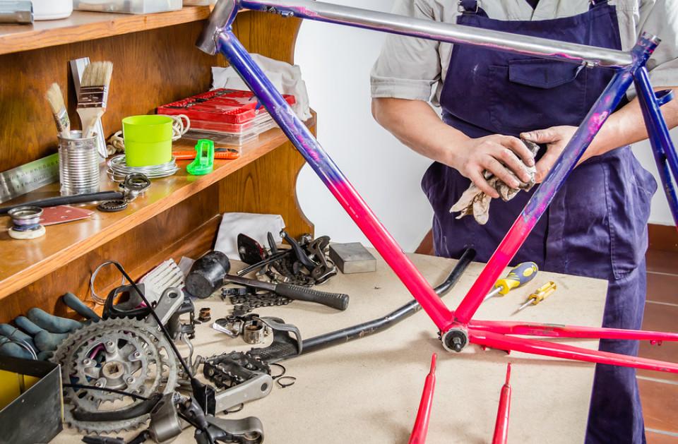 Fahrradrahmen | Material, Größe und Pflege von Fahrradrahmen