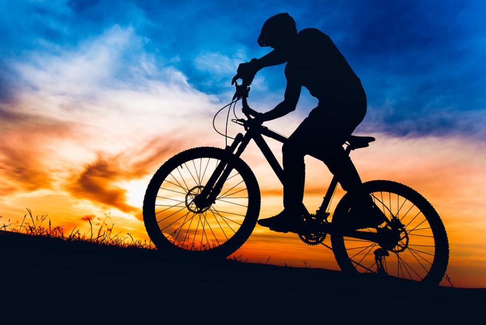 Andando de bike com legging transparente - 3 part 5